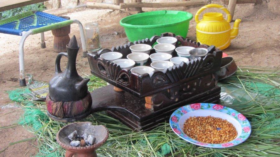 Etiyopya'da Kahve Törenleri